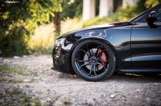 Audi S5 на дисках Avant Garde M632 R20