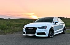 Audi A3 на дисках TSW BATHURST