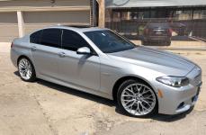 BMW 5 Series на дисках Beyern Antler