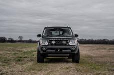 Land Rover LR4 на дисках BLACK RHINO TRABUCO