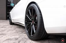 Mercedes-Benz S63 на кованых дисках Vossen Forged VPS-307