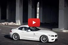 BMW Z4 на дисках Avant Garde M510