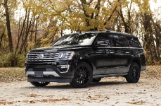 Ford Expedition на дисках Black Rhino Kruger