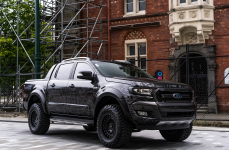 Ford Ranger на дисках Black Rhino Fury