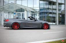 BMW M4 на дисках Vossen Forged VPS-314T