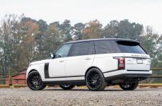 Land Rover Range Rover на дисках Redbourne Westminster