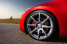 Nissan 370Z на дисках Velgen Wheels VMB8