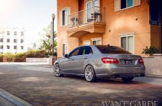 Mercedes-Benz E350 на дисках Avant Garde M510