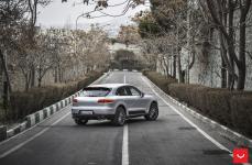 Porsche Macan на дисках Hybrid Forged VFS-2