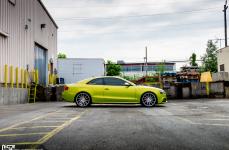 Audi S5 на дисках Niche Surge
