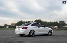BMW F22 M235i на дисках ZITO ZS05