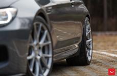 BMW M6 на дисках Hybrid Forged VFS-6