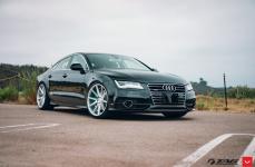 Audi A7 на дисках VOSSEN VFS1