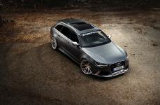 Audi RS6 на дисках Ferrada Wheels FR2