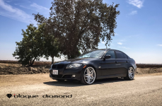 BMW 328i на дисках Blaque Diamond BD-8