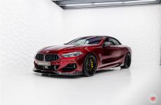 BMW M850i на Дисках VOSSEN FORGED M-X2