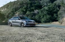 VW Jetta на дисках TSW Chicane