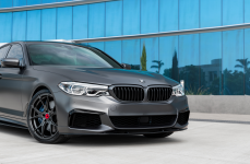 BMW 530/540 (G30) на дисках VORSTEINER V-FF 103
