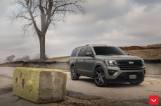 Ford Expedition на дисках Hybrid Forged HF6-2