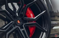Lamborghini URUS на Дисках VOSSEN FORGED EVO-3
