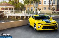 Chevrolet Camaro на дисках XO Luxury Caracas
