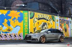 Audi A6 на дисках