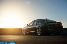 BMW 750LI на дисках XO Luxury St.Thomas