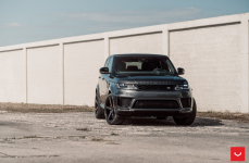 Land Rover Range Rover Sport на дисках VOSSEN CV3-R