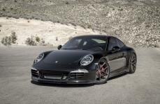 Porsche V-GT 991 C2S на дисках Vorsteiner V-FF 101
