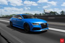 Audi A7 на дисках VOSSEN HF-1