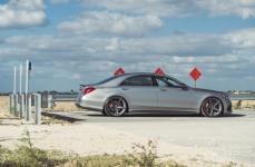 Mercedes S63 AMG на дисках ADV5 MV2 CS Series