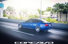 BMW 3 Sedan на дисках Concavo CW-S5