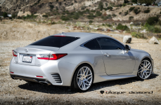 Lexus RC350 на дисках Blaque Diamond BD-3