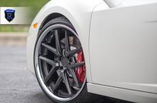 Lamborghini Gallardo Spyder на дисках Rohana RC9