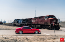 Audi S5 на дисках Hybrid Forged VFS-2
