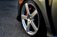 Honda Civic Type R на дисках TSW Rivage