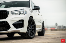 BMW X3M Competition на дисках Hybrid Forged HF-3