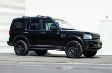 Land Rover LR4 на дисках BLACK RHINO BARSTOW