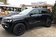 Jeep Grand Cherokee на дисках Black Rhino York