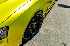 Audi S5 на дисках Niche Vicenza