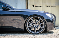 BMW 750i на дисках Blaque Diamond BD9