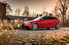 Audi RS3 на дисках Avant Garde M510