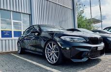 BMW 2 (F22) на дисках
