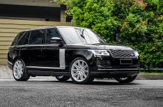 Land Rover Range Rover на Дисках VOSSEN CV10
