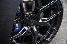 BMW 3 Series на дисках Hybrid Forged HF-5