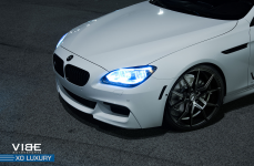 BMW 650 Gnan Coupe на дисках XO Luxury Verona