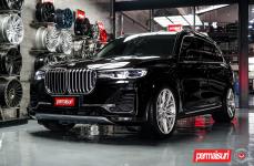 BMW X7 на кованых дисках Vossen Forged EVO-5R