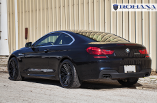 BMW 650xi на дисках Rohana RC20