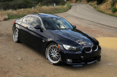 BMW 3 Series на дисках Beyern Mesh