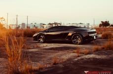 Lamborghini Gallardo на дисках Ferrada FR1